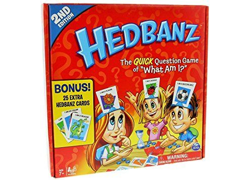 Hedbanz game 2nd edition bonus 25 extra hedbanz cards read more hedbanz game 2nd edition bonus 25 extra hedbanz cards read more at the solutioingenieria Choice Image