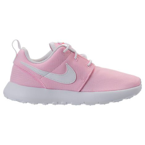 9c770db478b4f NIKE NIKE GIRLS  PRESCHOOL ROSHE ONE CASUAL SHOES