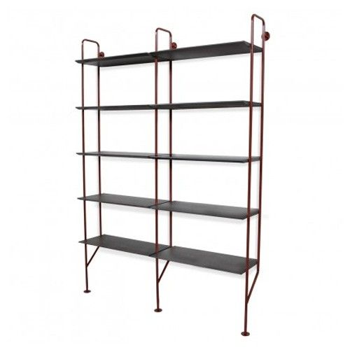Hitch Add On Bookcase Kit With Images Modern Bookcase