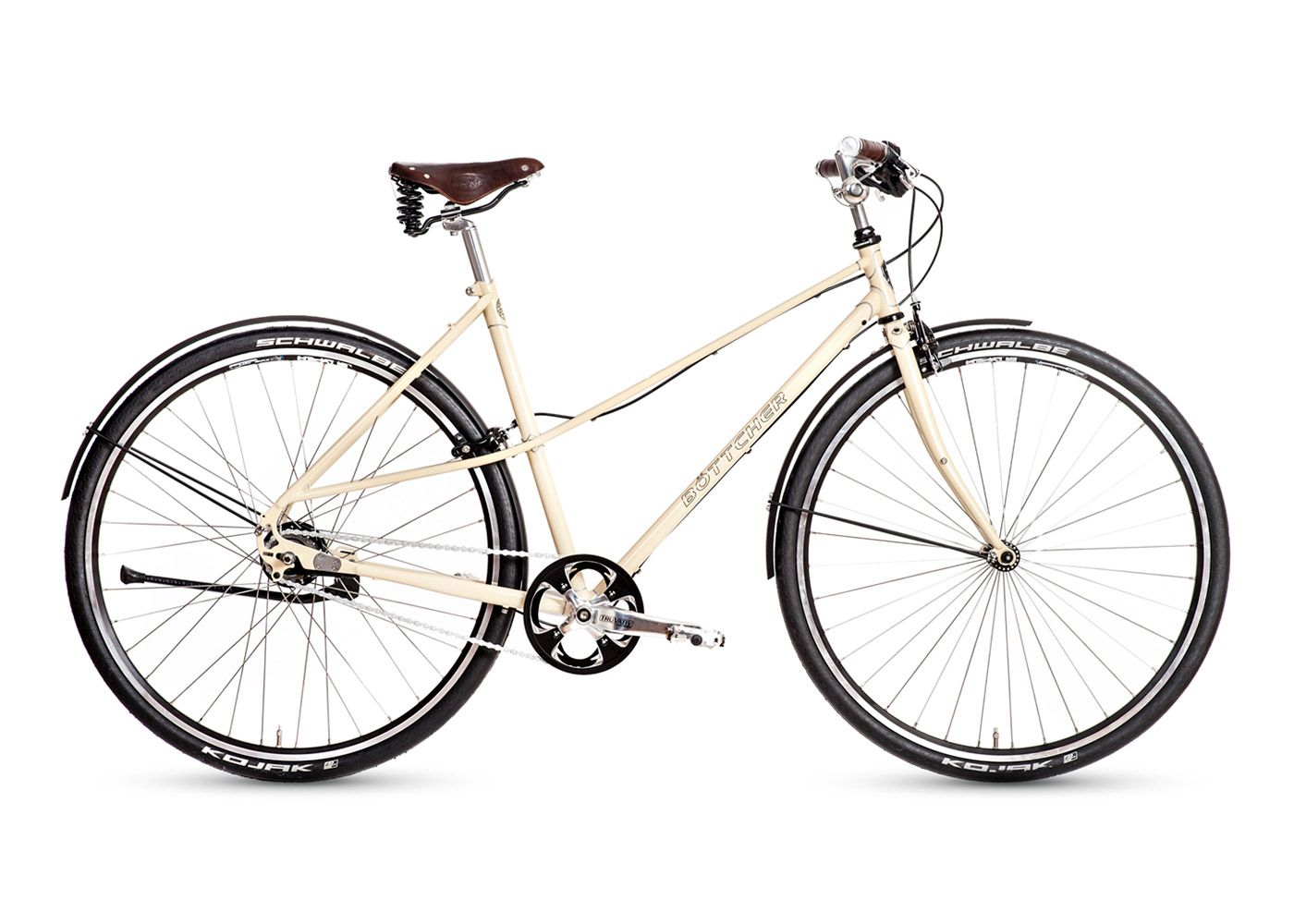 Böttcher Leeds, Mixte (BöttcherFahrräder) Fahrrad