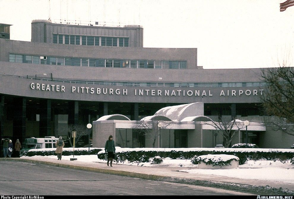 Photos Aircraft Pictures Airliners Net Pittsburgh City Pittsburgh International Airport Pittsburgh