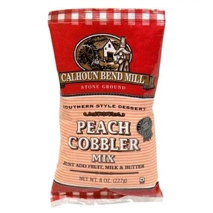 Calhoun Bend Mill Peach Cobbler Mix (6x8oz)