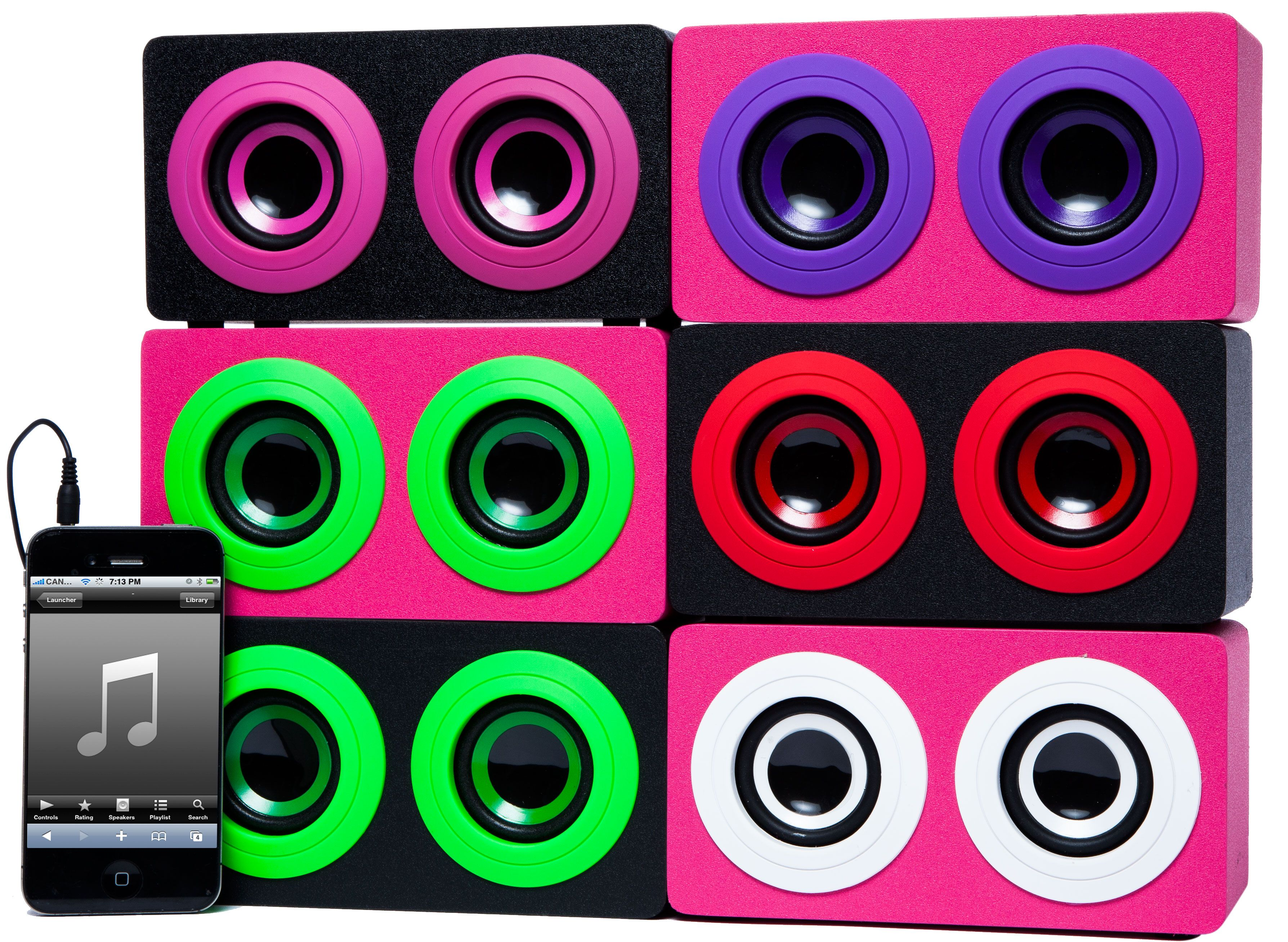 Blast Speaker    Big Sound And Style From A Small Speaker! This Gift,  Exclusive To Five Below, Is Perfect For A College Dorm Room Or Bedroom. Part 27