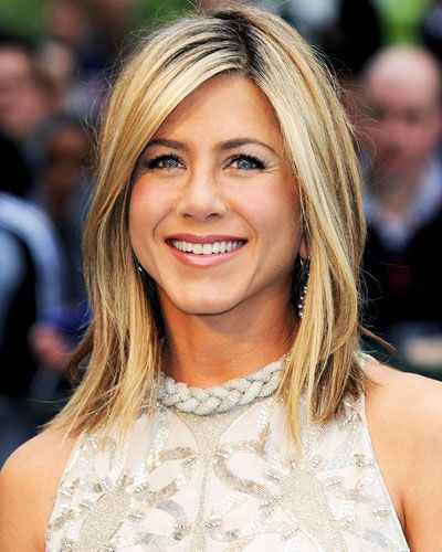 how to style your hair like aniston in your 40s anti aging and hair style 6197