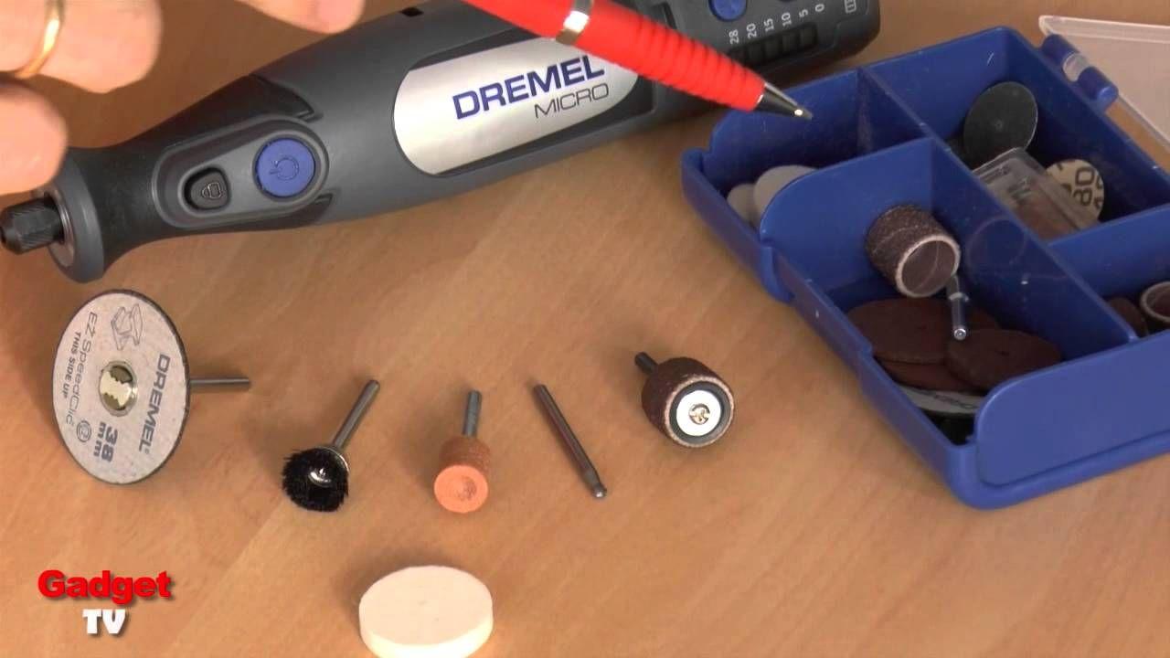 dremel micro: review en español. multiherramienta de precisión