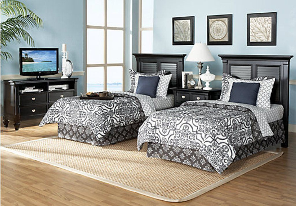 Image Result For Twin Beds For Teenagers  Rhem Room Ideas Simple Twin Bedroom Sets 2018