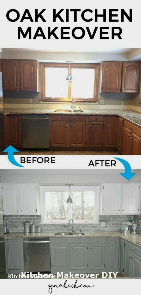 New And Cheap Kitchen Makeover Diy Ideas On A Budget Diyideas