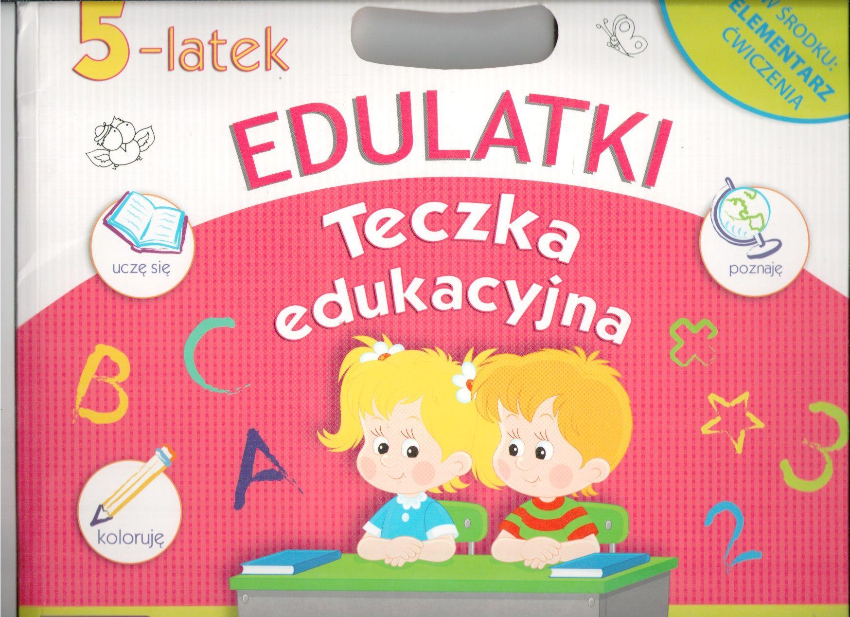 Edulatki Teczka Edukacyjna Cooler
