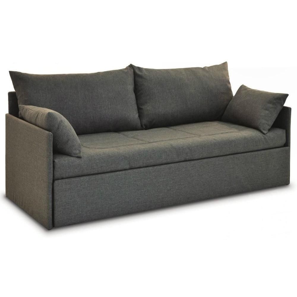 DOUBLI Canapé Convertible Design CONFORT PLUS Cm - Canape lit design confortable