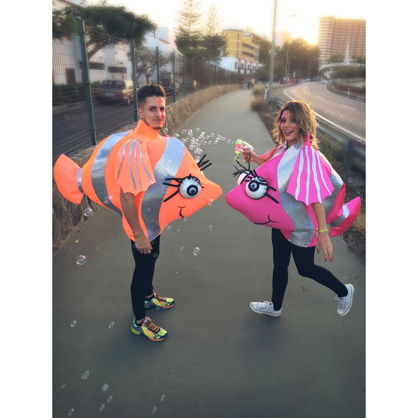 Disfraz de pez carnaval 2016 disfraces de primavera - La casa de los disfraces sevilla montesierra ...
