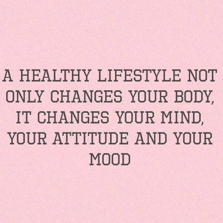 Learn How To Live A Healthy Lifestyle Change Your Mind Attitude