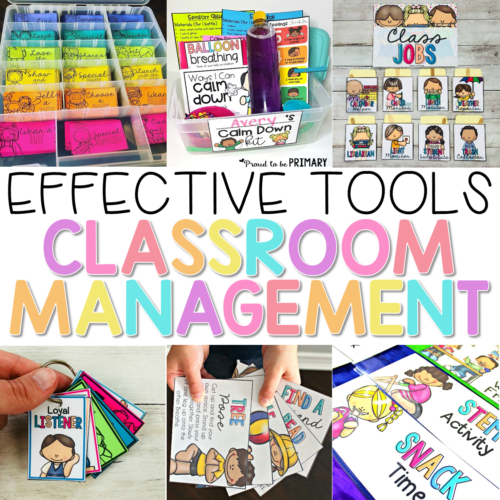 Classroom Organization Ideas You Won't Believe You Did Without – Proud to be …