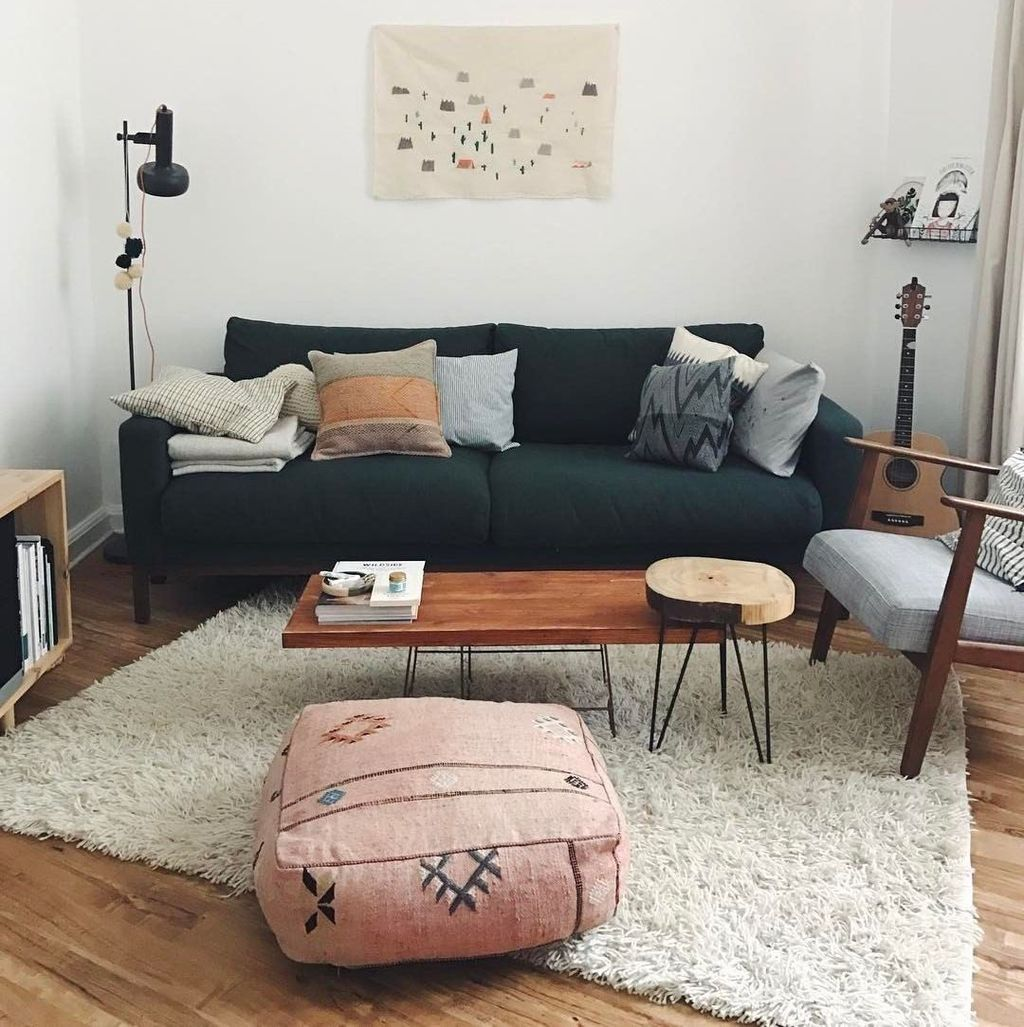 50 Cozy Small Living Room Decor Ideas On A Budget #cozyliving