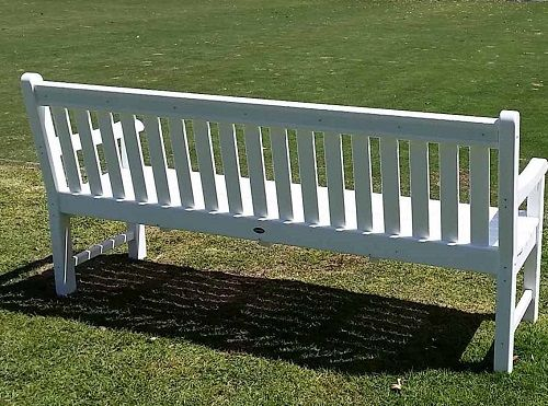Phenomenal Synthetic Weather Resistant Wood Plastic Slat Benches Ocoug Best Dining Table And Chair Ideas Images Ocougorg