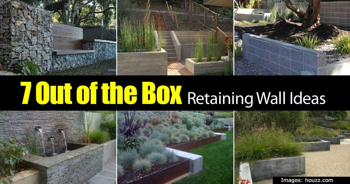 Retaining Wall Ideas 43020151435