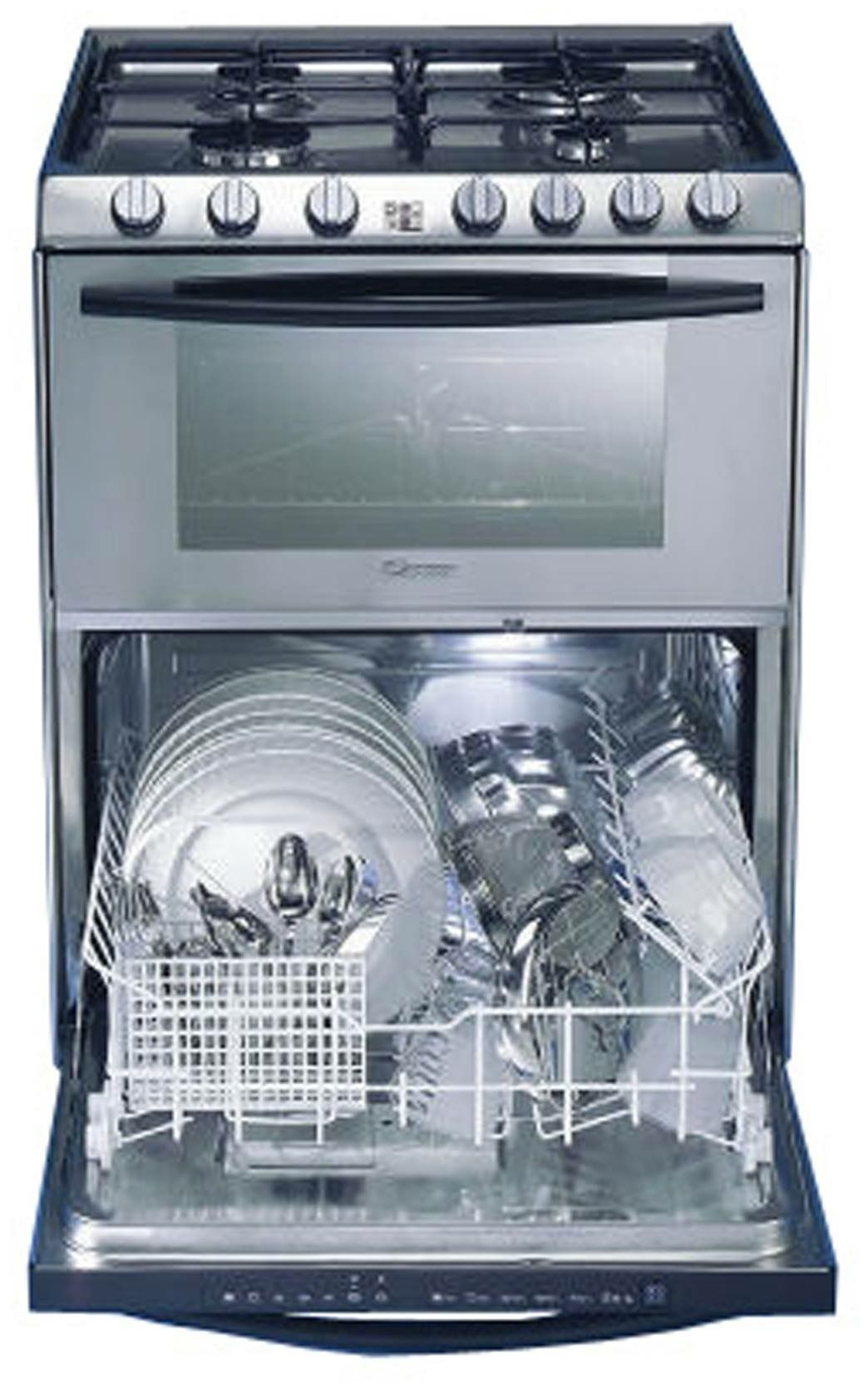 Stove Oven And Dishwasher In One