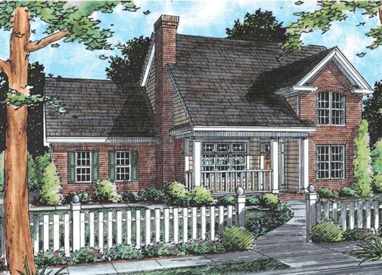 House plan 484800223 farmhouse plan 1671 square feet