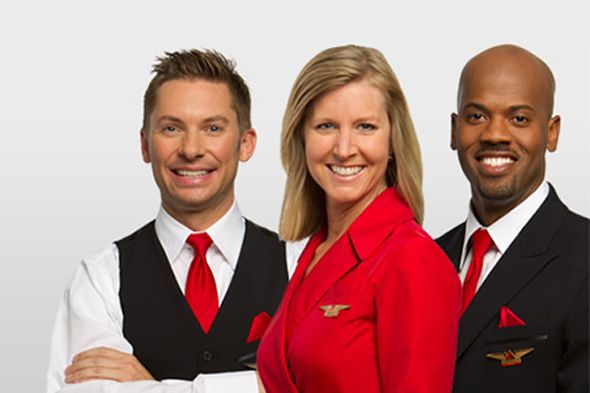delta airlines hiring flight attendants bilingual non billingual positions available follow link