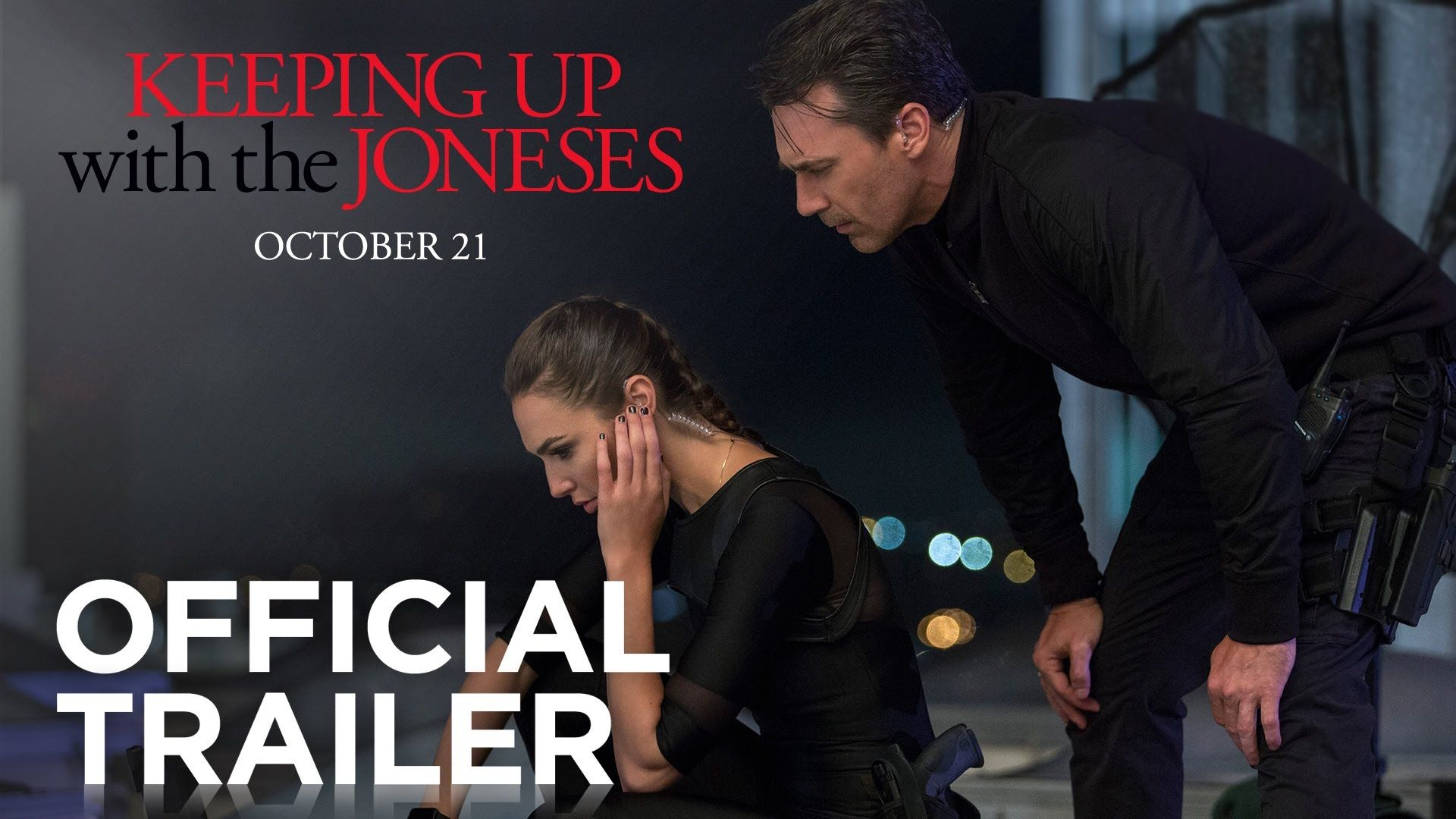 KEEPING UP WITH THE JONESES starring Zach Galifianakis