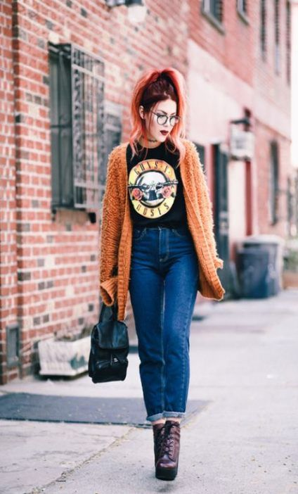 Fashion Indie Winter Grunge 22 Ideas #wintergrunge