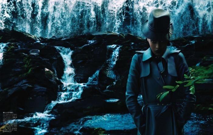 Forgiving Wilderness (Vogue Japan)