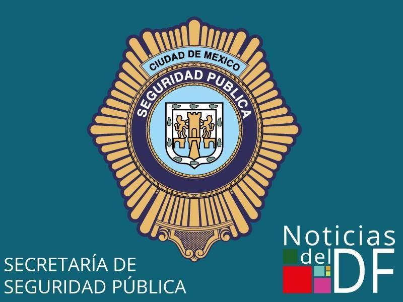Detiene Policía del DF a sujeto que en 2013 asesino a su novia y enterró los restos en el jardín de su casa