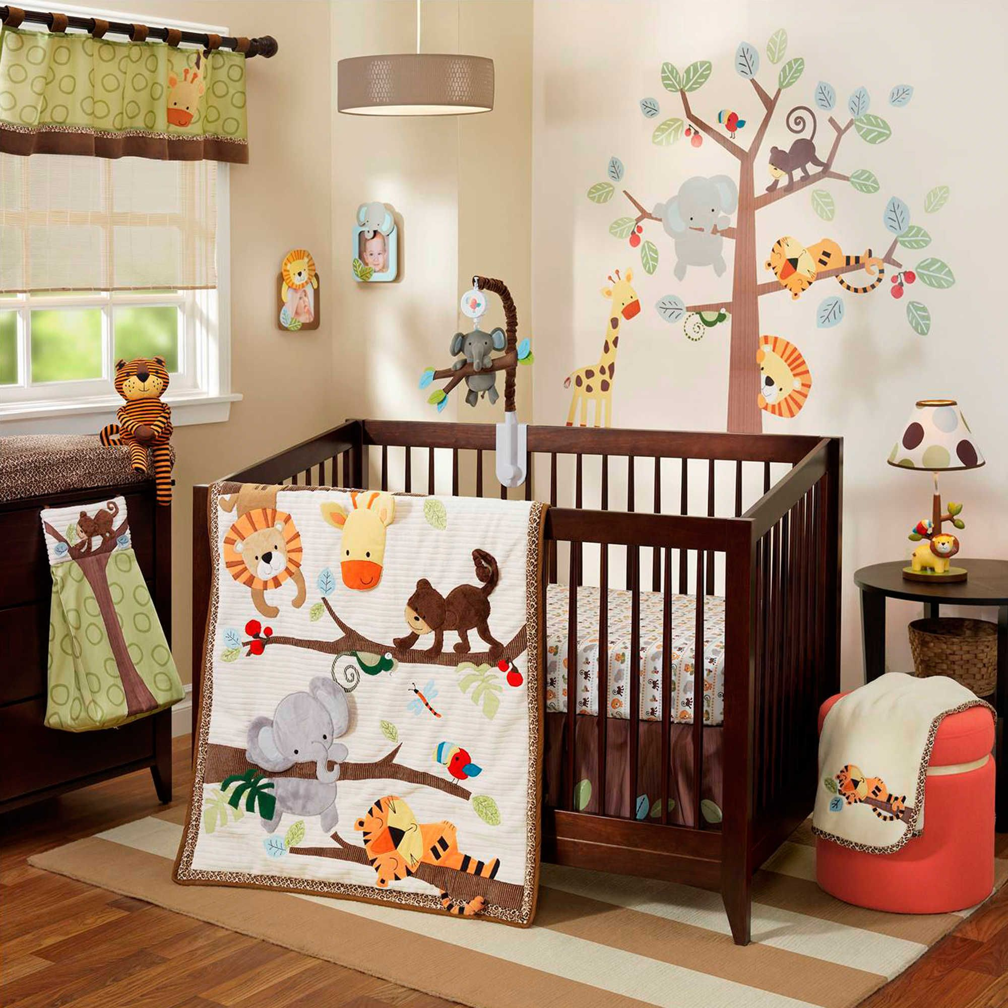 Lambs & Ivy® Treetop Buddies Crib Bedding Collection - buybuyBaby ...