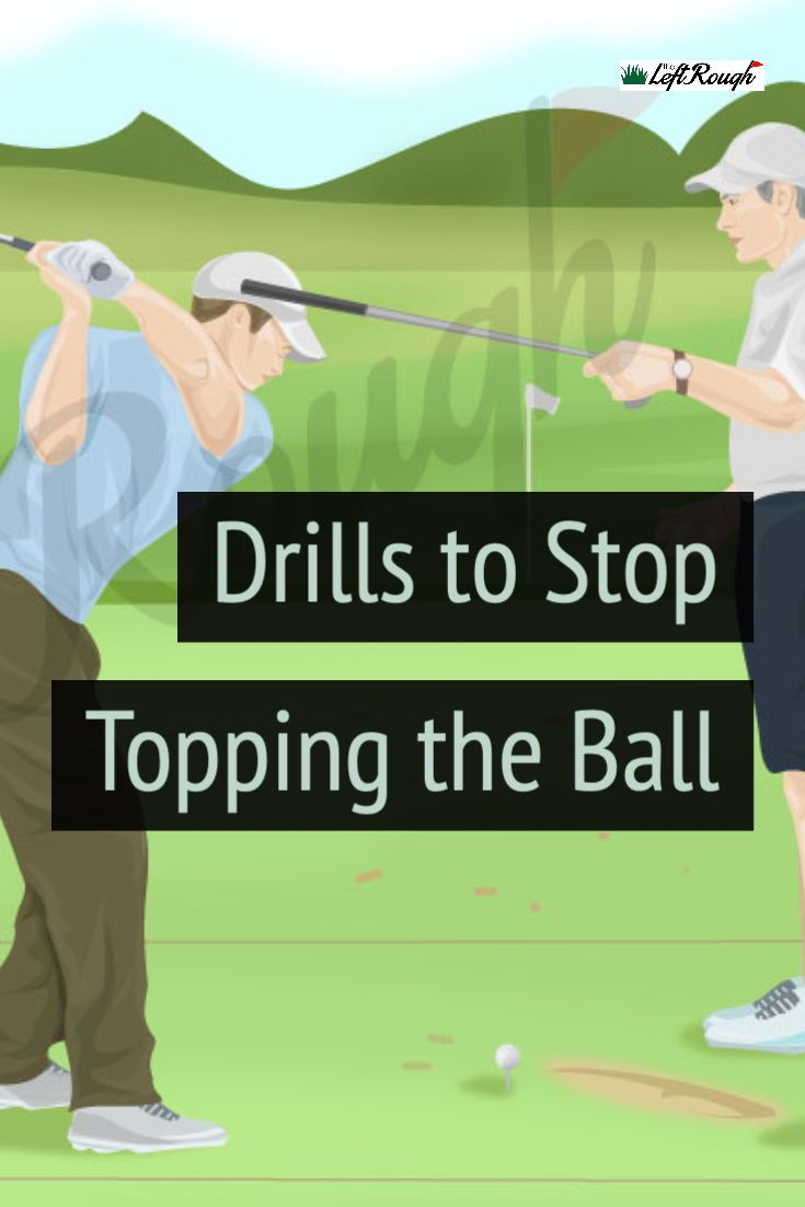 End the embarrasment simple drills to stop topping the