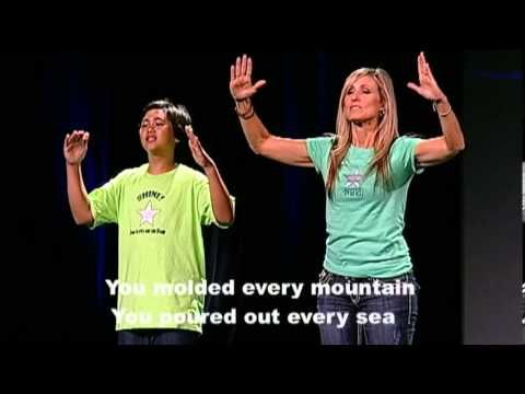 Mighty is Your Love - Jana Alayra | Worship Songs Childrens