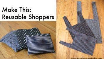 Reusable Shoppers *Update*