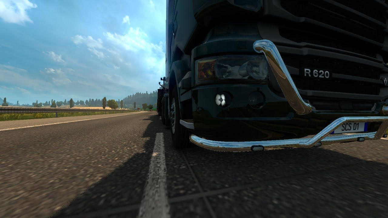 Euro Truck Simulator 2 Live Stream External Contracts Marathon Trade