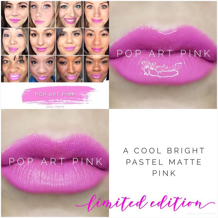 Pop Art Pink 2 available  LIMITED EDITION - Get it before it's gone!