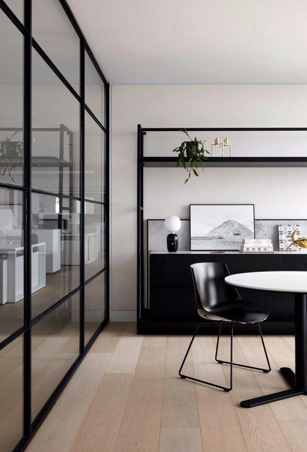 Moderne luxus büro  Magnifique aménagement intérieur de bureaux à Sydney par The Stella ...