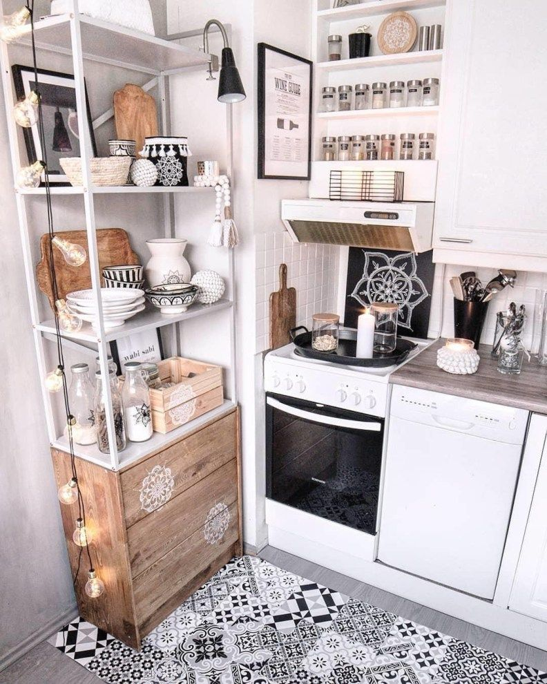 Interior Design For Very Small Kitchen: 26 Small Kitchen Ideas To Steal So You Never Feel