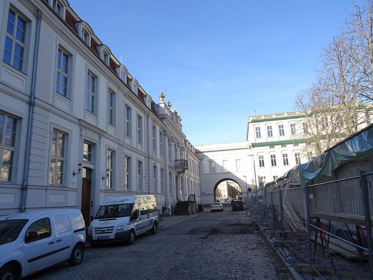 Unter den Linden Seite 34 Berlin Architectura Pro