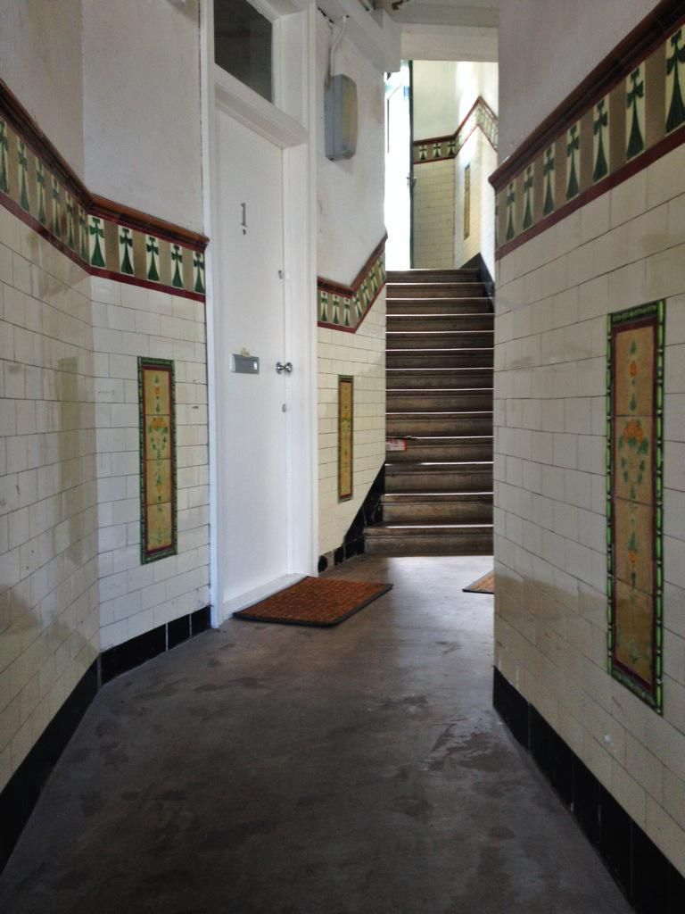 Tenement Tiles On