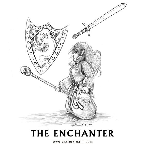 Everquest - Enchanter | EverQuest | Sketches, Shopping, Games