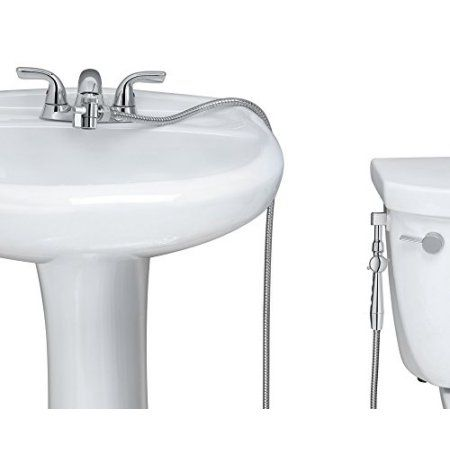 Home Improvement | Small space bathroom, Bidet toilet seat ...