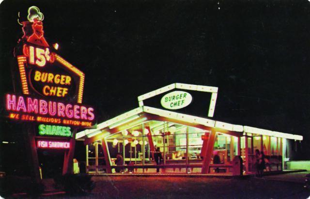 Remembering Burger Chef Paducah Life Paducah Cool Restaurant
