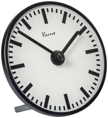 Pin Von Frank Maurer Auf Desk Clock Tischuhr Bahnhofsuhr