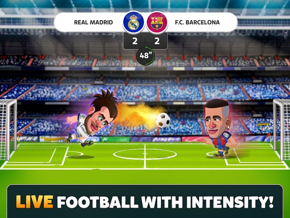 Lets Go To Head Soccer La Liga 2018 Generator Site New Head Soccer La Liga 2018 Hack Online Real Works Www Generator Hel Head Soccer La Liga Football Club