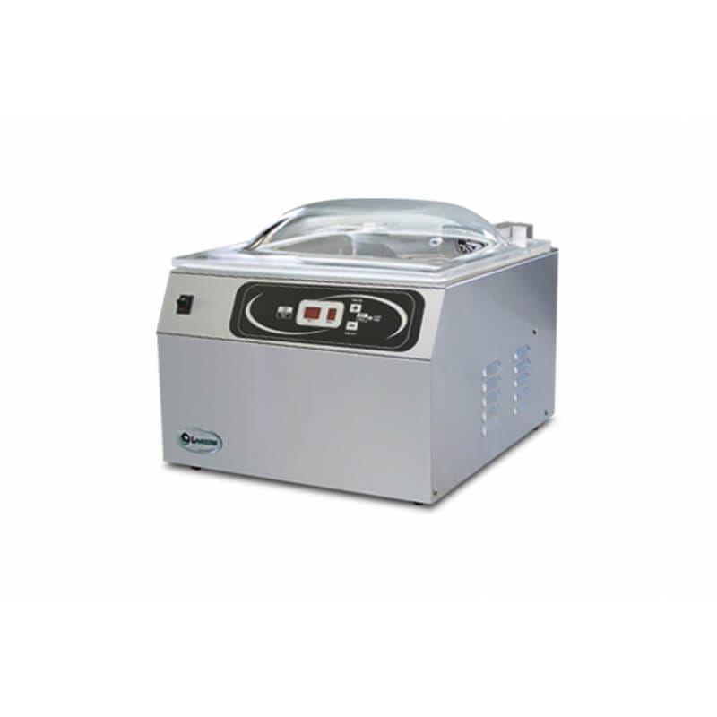 Machine Sous Vide A Cloche Unica 400 Lavezzini Machine Sous Vide Mise Sous Vide Et Sous Vide