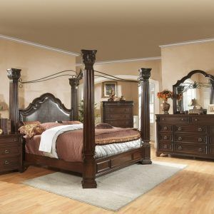 Martini Suite Canopy Bedroom Set & Martini Suite Canopy Bedroom Set | http://greecewithkids.info ...