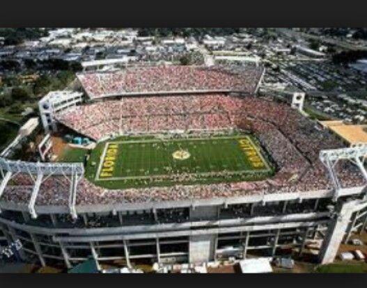 Citrus Bowl Orlando Florida Florida Citrus Sports Stadium Stadium