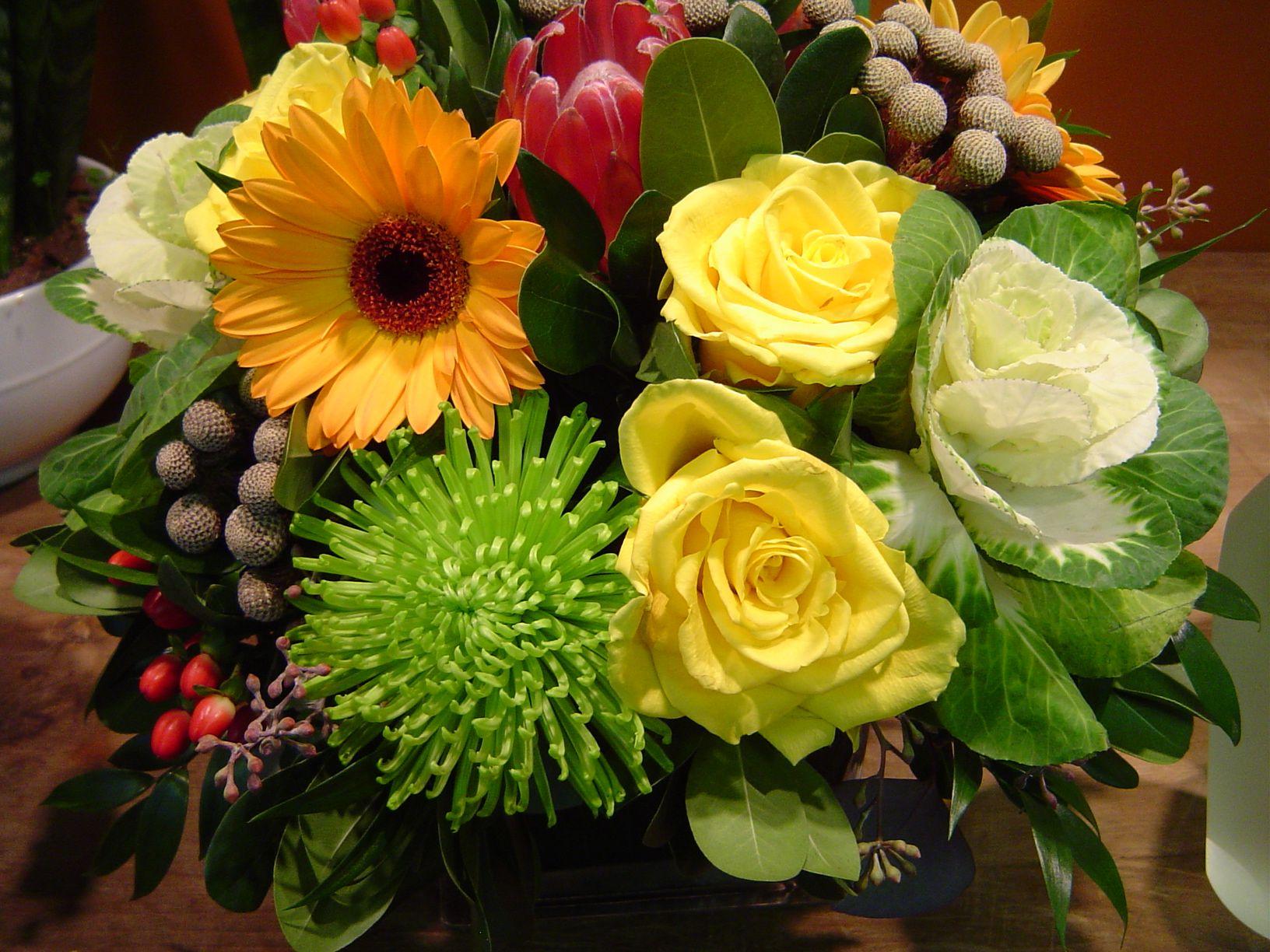Fleuriste folle avoine montreal realisations pinterest