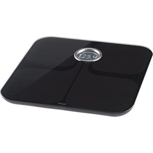 Fitbit - Aria Wi-Fi Smart Scale - Black - Angle $129.99 ...