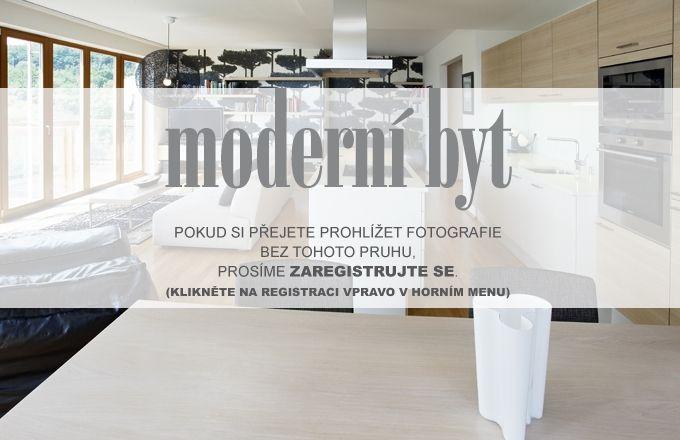 Moderní byt | Řadový dům s terasou a bazénem