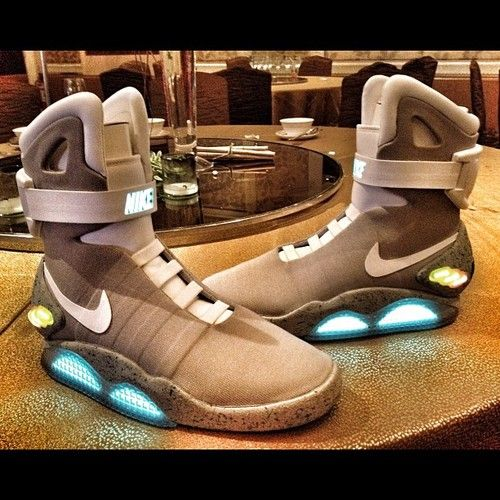 nike mag hardest retro | Sole Collector |Nike Mag Outfit