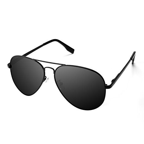 73d0a202dd8 PGXT Premium Full Mirrored Aviator W Flash Mirror Lens Uv400 Sunglasses  Eyewear Black -- Read more at the image link.