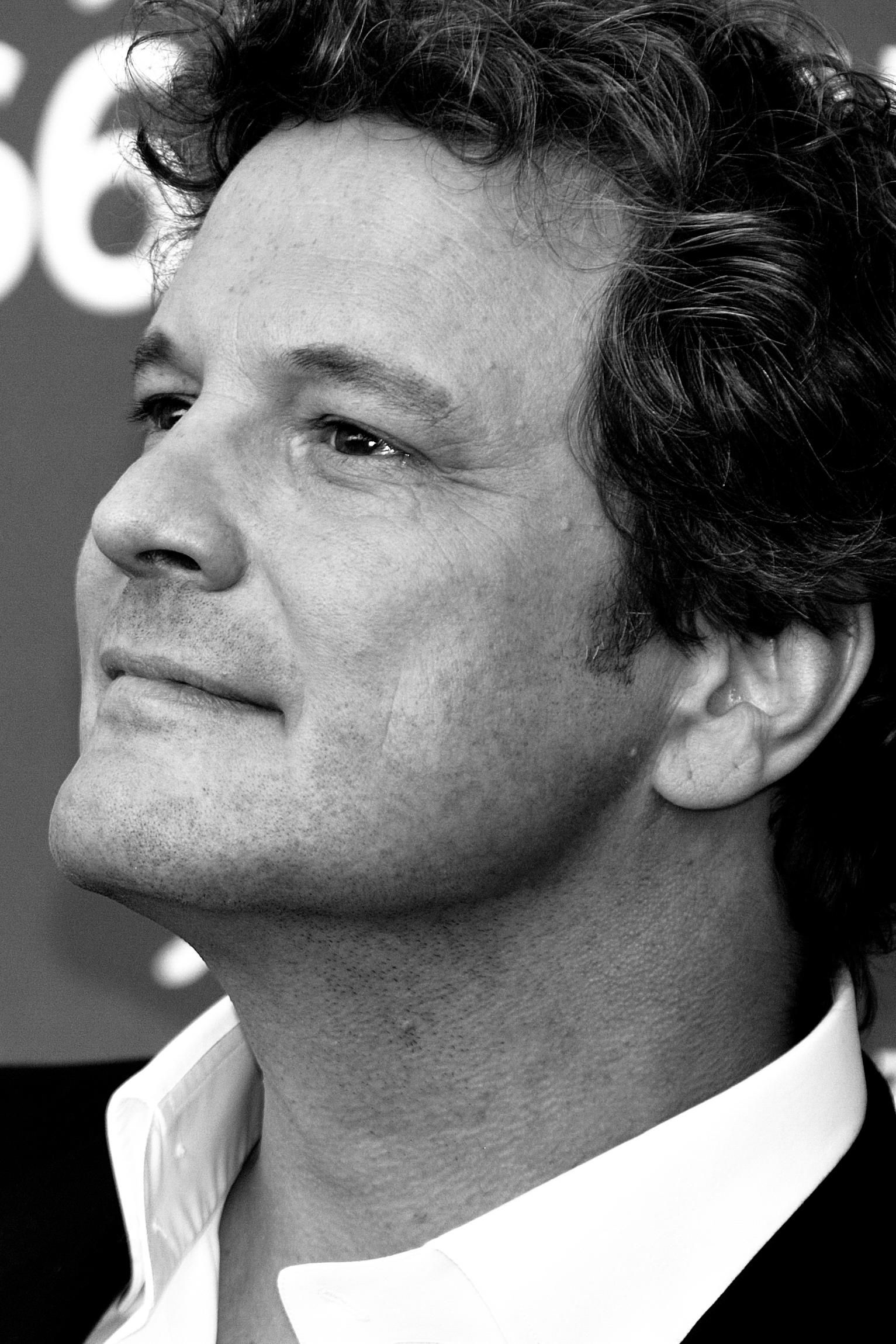 Colin Firth 10 September 1960 6' 2""
